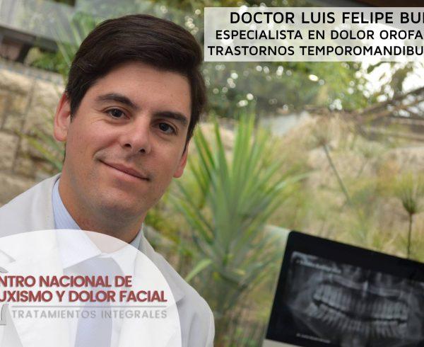 Dr. Luis Felipe Centro de Bruxismo